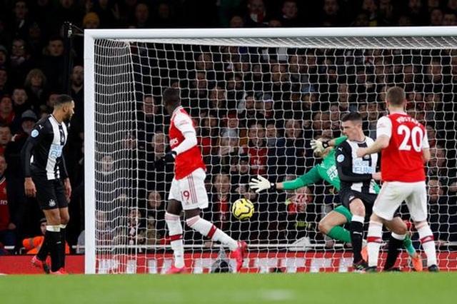 Những khoảnh khắc trong chiến thắng giòn giã của Arsenal trên sân Newcastle - 12