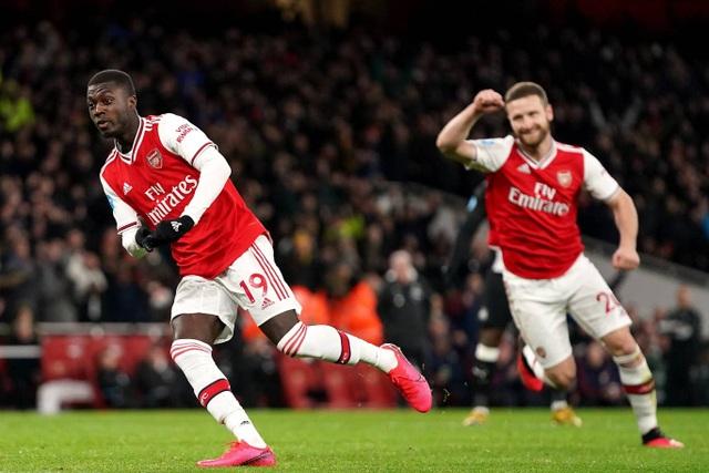 Những khoảnh khắc trong chiến thắng giòn giã của Arsenal trên sân Newcastle - 13