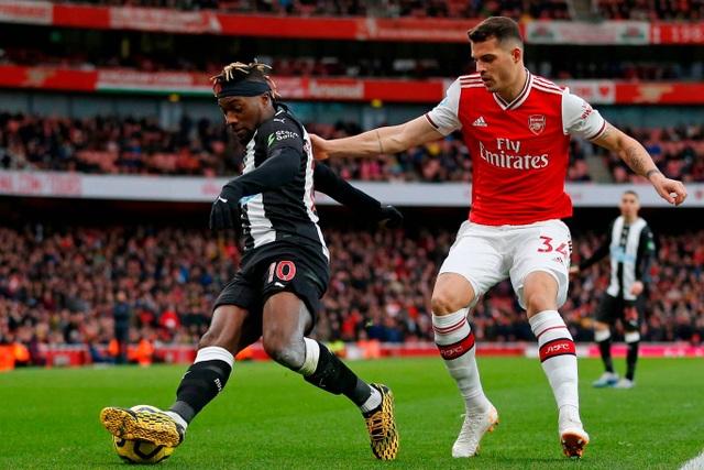 Những khoảnh khắc trong chiến thắng giòn giã của Arsenal trên sân Newcastle - 14