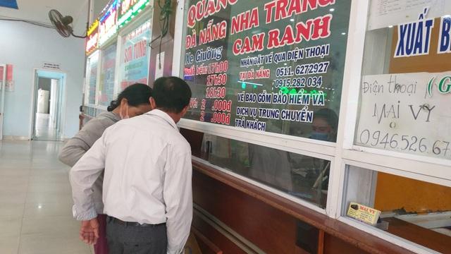 Đà Nẵng: Bến xe đìu hiu mùa dịch virus corona - 2