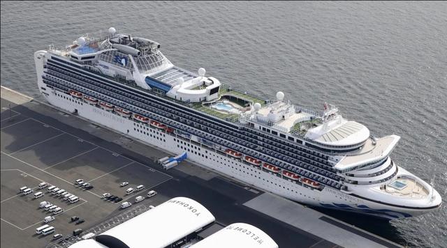 """Thế giới """"nín thở"""" khi hàng nghìn người trên các """"du thuyền corona"""" về nước - 1"""