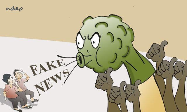 Tràn ngập thông tin giả, hàng giả trong kỳ chống dịch, làm gì để nhận biết? - 1