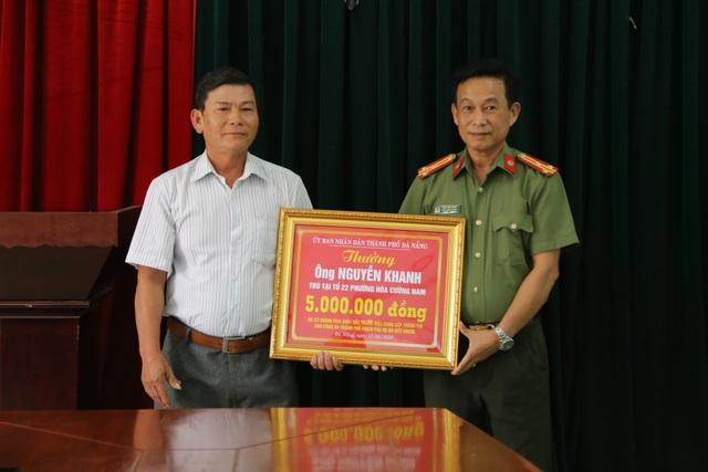Đà Nẵng khen thưởng công dân cung cấp thông tin vụ vali chứa thi thể - 1