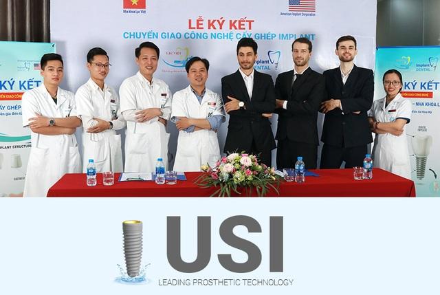 Nha khoa Lạc Việt Intech – Trung tâm trồng răng implant công nghệ cao - 1