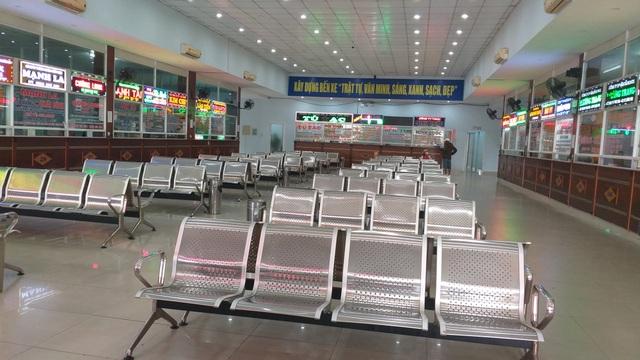 Đà Nẵng: Bến xe đìu hiu mùa dịch virus corona - 1