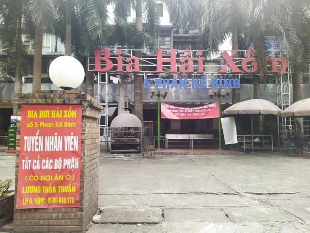 Giữa mùa dịch corona, nhiều nhà hàng đóng cửa không hẹn ngày trở lại - 7
