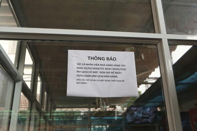 Giữa mùa dịch corona, nhiều nhà hàng đóng cửa không hẹn ngày trở lại - 6