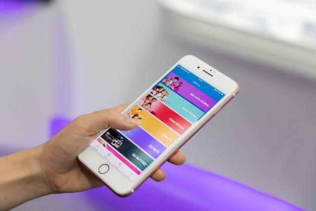 VinaPhone ra mắt gói cước ĐỈNH với 60G data/tháng - 2