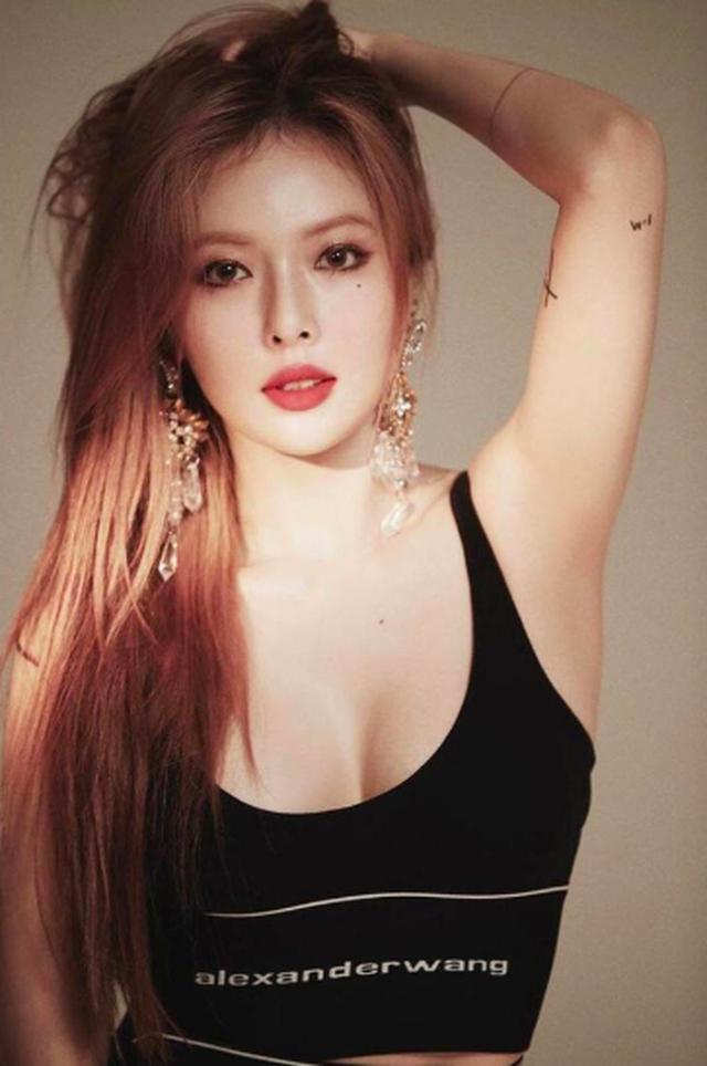 """HyunA - """"Biểu tượng gợi cảm"""" của làng giải trí Hàn Quốc - 3"""