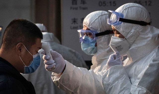 Phát hiện 2 ca nhiễm corona bất thường ở Trung Quốc, cách ly 21 ngày - 1