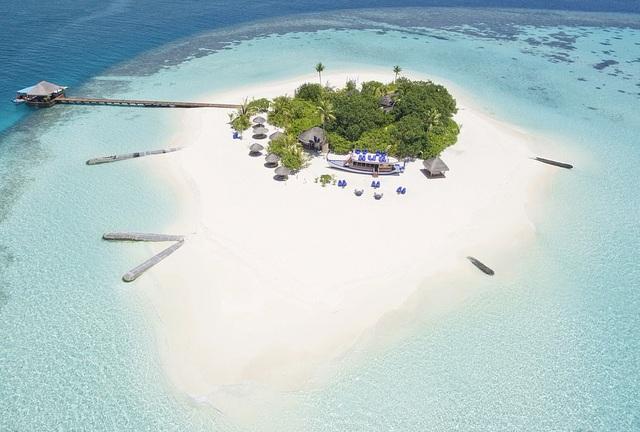 Việt Nam lọt Top 10 các điểm nghỉ dưỡng sang trọng nhất thế giới - 1