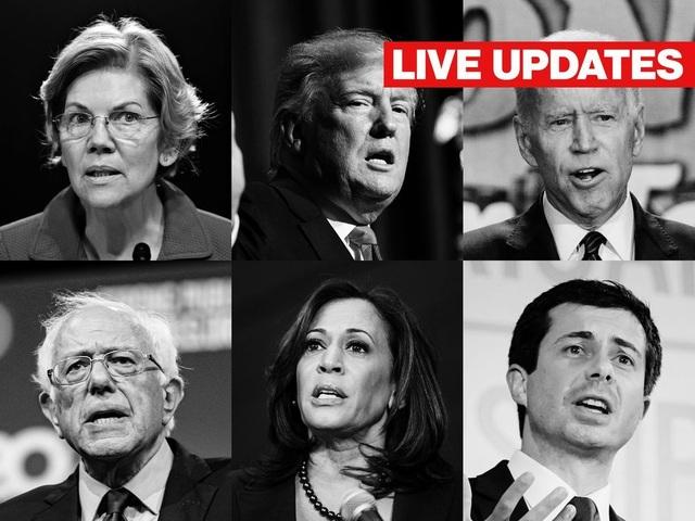 Bầu cử Mỹ: Ai có thể đánh bại ông Trump? - 1