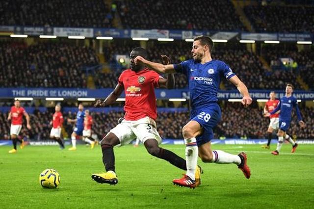Maguire xuất sắc nhất trong chiến thắng của Man Utd trước Chelsea - 1