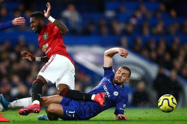 Những khoảnh khắc Man Utd hạ gục Chelsea tại Stamford Bridge  - 6