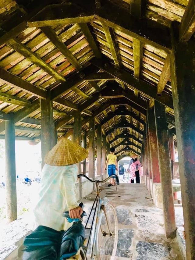 Tranh cãi trước việc tu sửa di tích Quốc gia cầu ngói chợ Thượng  - 4