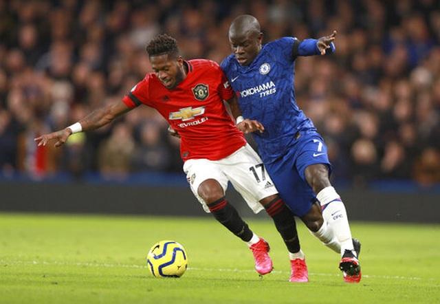Maguire xuất sắc nhất trong chiến thắng của Man Utd trước Chelsea - 2