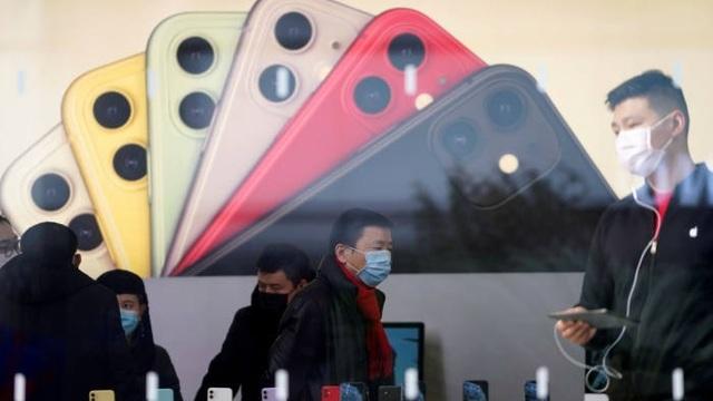 """Apple thừa nhận """"sự thật cay đắng"""" về virus Covid-19 - 1"""