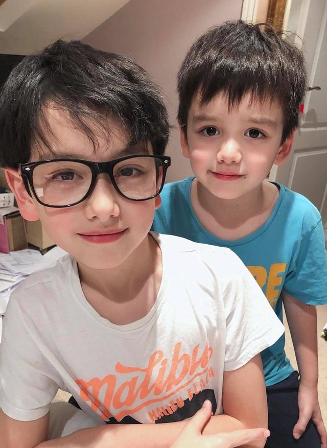 Cậu bé 10 tuổi là con lai Việt – Anh sở hữu gương mặt đẹp như tranh vẽ - 7