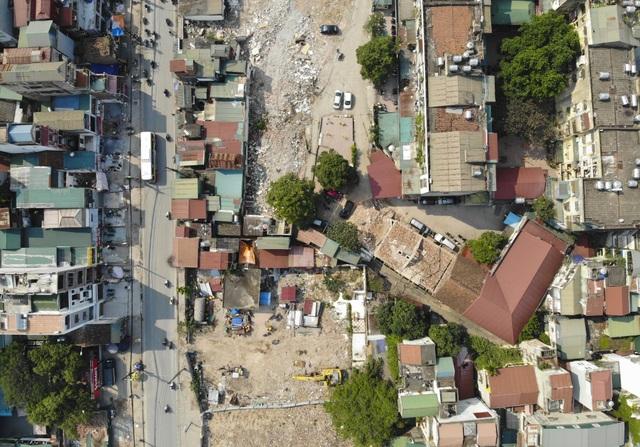 Cảnh tan hoang tại trạm phát sóng Bạch Mai trước ngày lập hồ sơ di tích - 2