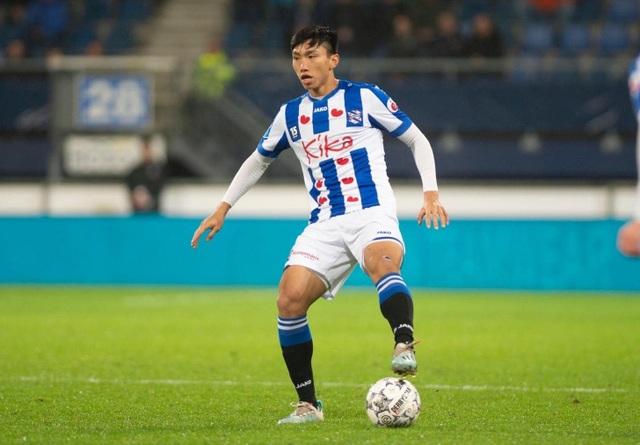 Văn Hậu góp công vào chiến thắng của đội trẻ Heerenveen - 2