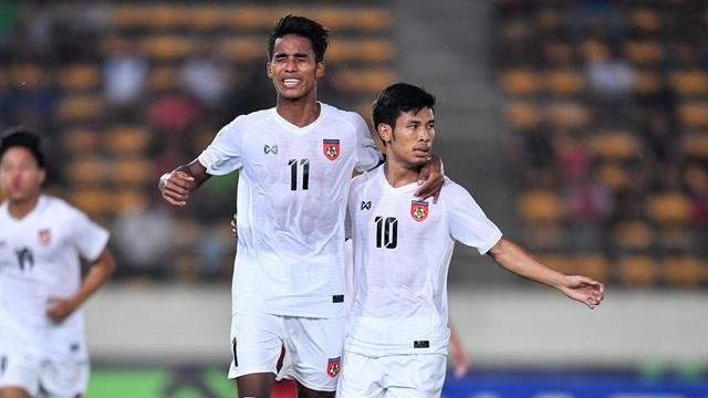 Myanmar bị điều tra bán độ ở vòng loại World Cup 2022 - 1