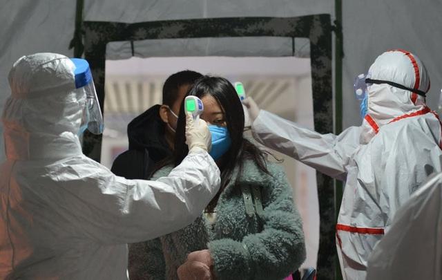 Trung Quốc dùng mã màu theo dõi nguy cơ người dân nhiễm virus corona - 1