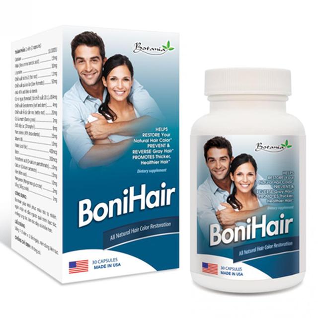 """BoniHair - Bí quyết """" trẻ hóa"""" mái tóc bạc - 2"""