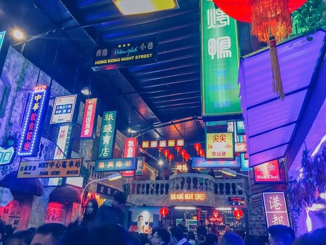 Cơ hội nhượng quyền kinh doanh từ Hẻm Phố Hong Kong - 1