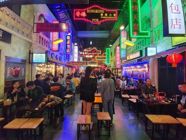 Cơ hội nhượng quyền kinh doanh từ Hẻm Phố Hong Kong - 2