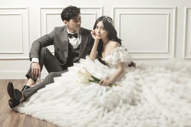 Hot girl Trang Anna và bạn trai Thái Lan khoe ảnh cưới đẹp như poster - 2