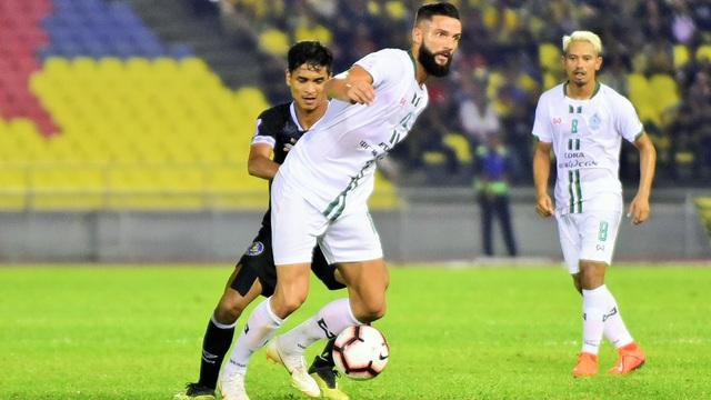"""Malaysia có 2 trận """"làm nóng"""" cho cầu thủ nhập tịch trước khi gặp Việt Nam - 2"""