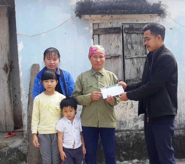Trao hơn 87 triệu đồng bạn đọc giúp đỡ 2 hoàn cảnh éo le ở Nghệ An - 4
