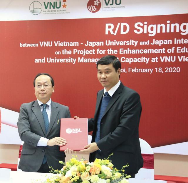 Trường ĐH Việt Nhật triển khai đào tạo chương trình chất lượng cao - 2