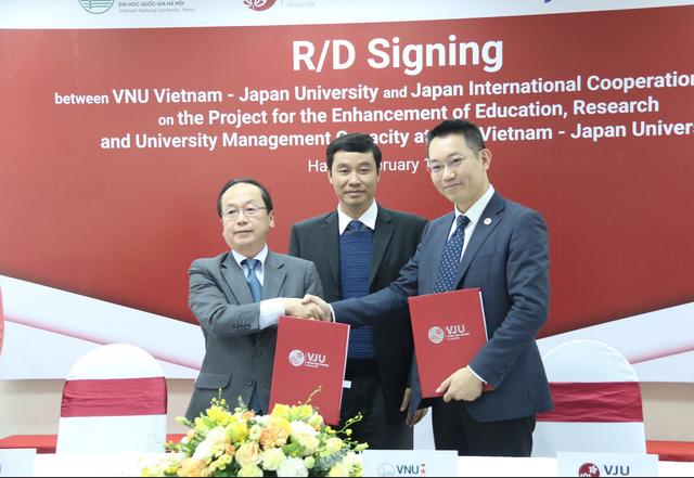 Trường ĐH Việt Nhật triển khai đào tạo chương trình chất lượng cao - 1