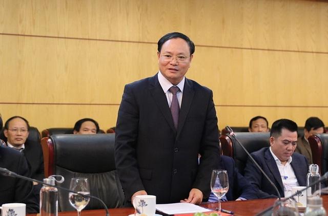 Công bố Quyết định bổ nhiệm và tái bổ nhiệm Thứ trưởng Bộ TN-MT - 2