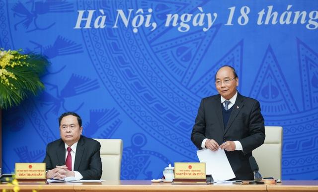 Thủ tướng: Chống Covid-19, người dân không hưởng ứng không thể thành công - 1
