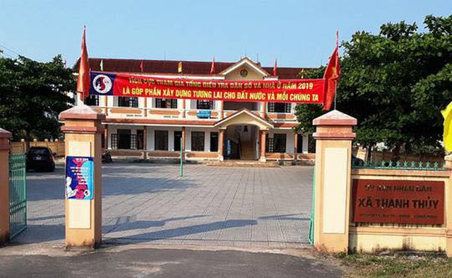 Để con lấn chiếm gần 5.000 m2 đất công, Bí thư Đảng ủy xã bị cảnh cáo - 1