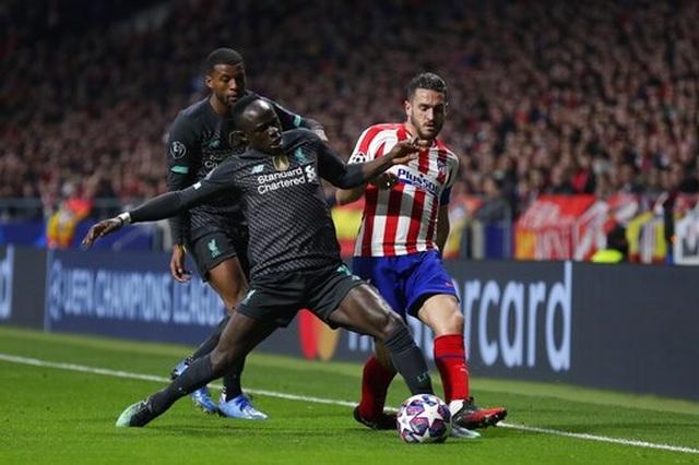 Những khoảnh khắc thất bại của Liverpool trên sân Atletico Madrid - 11