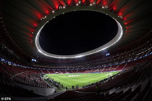 Những khoảnh khắc thất bại của Liverpool trên sân Atletico Madrid - 1