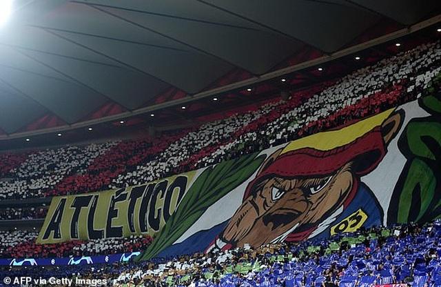 Những khoảnh khắc thất bại của Liverpool trên sân Atletico Madrid - 3