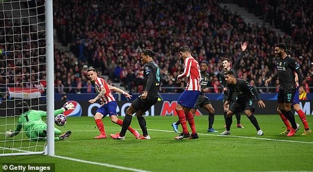 Những khoảnh khắc thất bại của Liverpool trên sân Atletico Madrid - 6