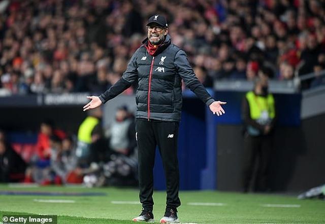 Những khoảnh khắc thất bại của Liverpool trên sân Atletico Madrid - 18