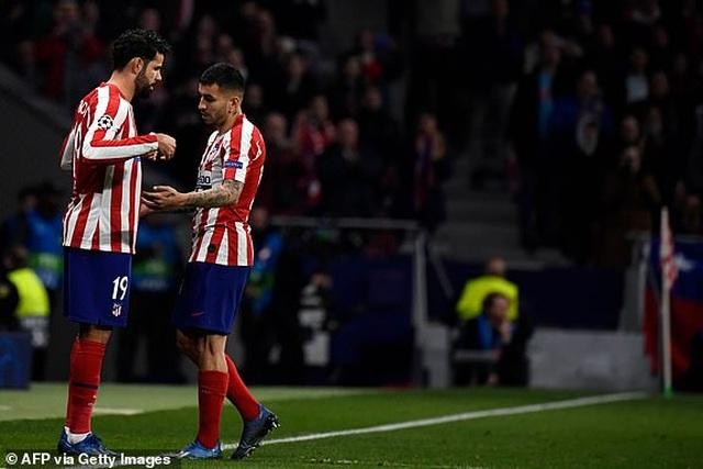 Những khoảnh khắc thất bại của Liverpool trên sân Atletico Madrid - 19