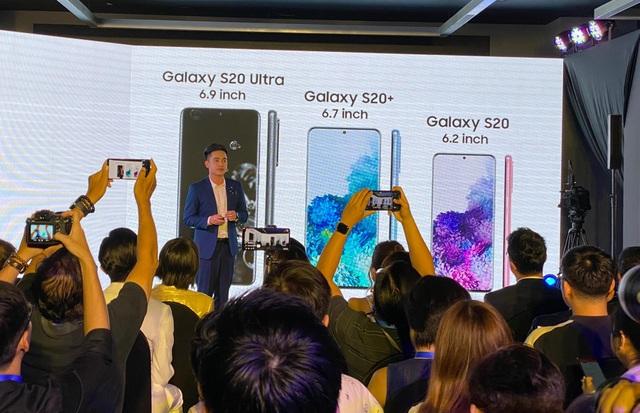 Samsung Galaxy S20 chính thức ra mắt tại Việt Nam, giá từ 21,5 triệu đồng - 3