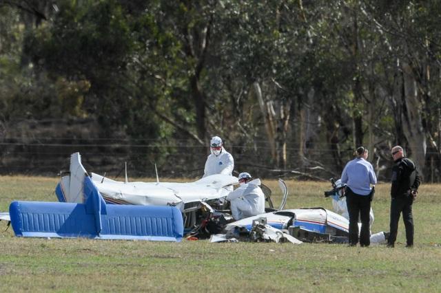 Hai máy bay Australia đâm nhau trên không, 4 người thiệt mạng - 1