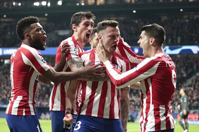 Những khoảnh khắc thất bại của Liverpool trên sân Atletico Madrid - 7
