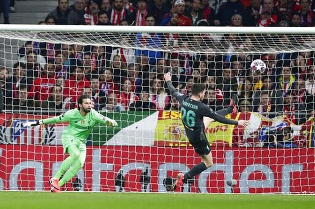 Những khoảnh khắc thất bại của Liverpool trên sân Atletico Madrid - 8