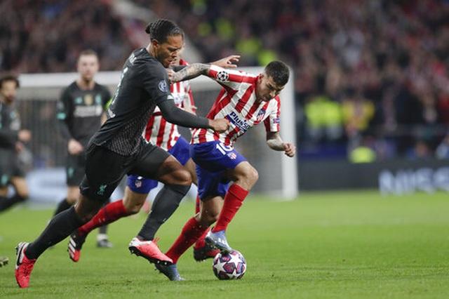 Những khoảnh khắc thất bại của Liverpool trên sân Atletico Madrid - 9