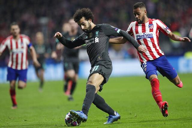 Atletico Madrid 1-0 Liverpool: Bàn thắng duy nhất của Saul - 6