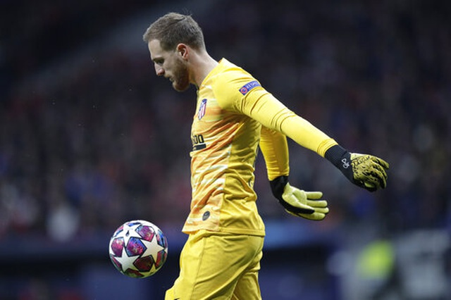 Atletico Madrid 1-0 Liverpool: Bàn thắng duy nhất của Saul - 3